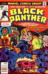 Black Panther #1 - 1st issue of own series