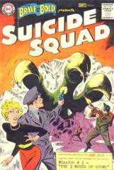 Brave and the Bold #25 - 1st Suicide Squad