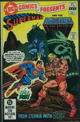DC Comics Presents #47 - 1st He-Man in comics