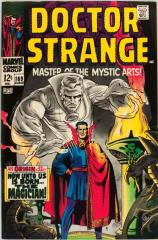 Doctor Strange #169 - Origin & first own title