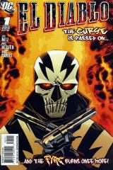 El Diablo (2008) #1 - Suicide Squad movie