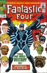 Fantastic Four #46 - 1st full appearance Black Bolt and 2nd appearance Inhumans