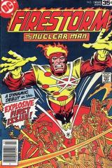 Firestorm The Nuclear Man #1 - 1st appearance