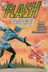 Flash #117 - 1st appearance Captain Boomerang