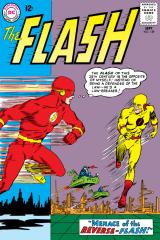 Flash #139 - 1st appearance Professor Zoom
