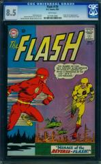 Flash #139 8.5 $2,789 Feb 2016