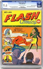 Flash Comics #1 (Sold for $273,125 in Jan 2006)