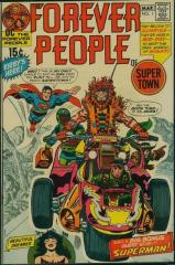 Forever People #1 - 1st full appearance of Darkseid