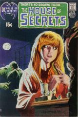 House of Secrets #92 - 1st appearance of Swamp Thing