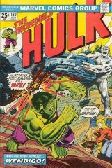 Incredible Hulk #180 - 1st ever Wolverine in a cameo appearance