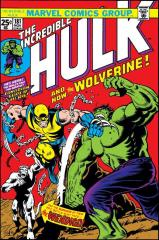 Incredible Hulk #181 - 1st full appearance of Wolverine