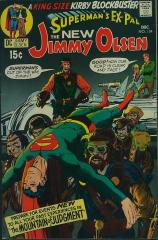Jimmy Olsen #134 - 1st appearance of Darkseid