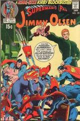 Jimmy Olsen #135 - 2nd (brief) appearance of Darkseid