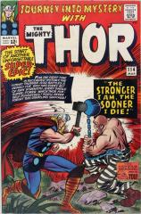 Journey into Mystery #114 - 1st appearance of The Absorbing Man