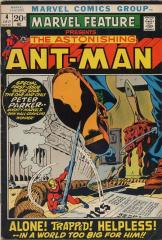 Marvel Feature #4 - 1st of solo Bronze Age Ant-Man series