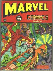 Marvel Mystery Comics #29