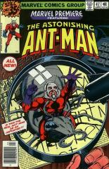 Marvel Premiere #47 - 1st new Ant-Man