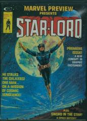 Marvel Preview #4 - 1st appearance Star-Lord (Peter Quill)