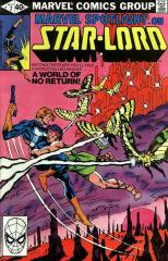 Marvel Spotlight (2nd) #7 - 2nd appearance of Star-Lord in comic book form