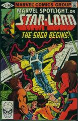 Marvel Spotlight Vol 2 #6 - 1st comic book appearance of Star-Lord