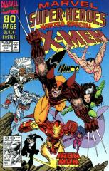 Marvel Super-Heroes (1991) #8 - 1st Squirrel Girl