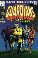 Marvel Super-Heroes (1st) #18 - 1st Guardians of the Galaxy