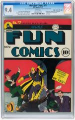 More Fun Comics #73 (Sold for $38,837.50 in Nov 2009)