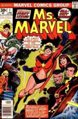 Ms. Marvel #1 - 1st appearance