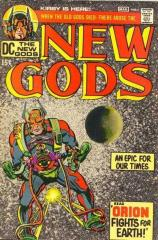 New Gods (1st) #1 - 2nd full appearance of Darkseid