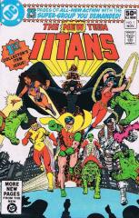 New Teen Titans (1st) #1 - 1st issue of own series