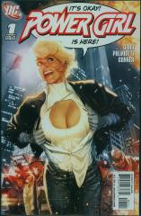 Power Girl (2nd Series) #1
