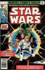 Star Wars #1 - 1st in comic book form