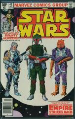 Star Wars #42 - 1st Boba Fett and Yoda in comics