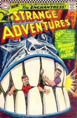 Strange Adventures 187 - 1st appearance of Silver Age The Enchantress