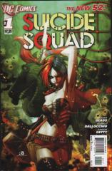 Suicide Squad (4th) #1 - 1st of new series (movie speculation)
