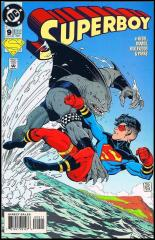 Superboy (3rd Series) #9 - 1st King Shark