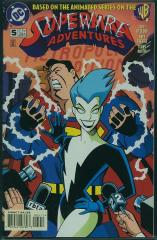 Superman Adventures #5 - 1st Livewire