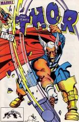 Thor #337 - 1st appearance of Beta Ray Bill