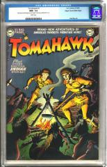 Tomahawk #1 (Sold for $9,487.50 in Mar 2002)