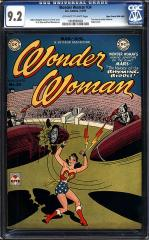 Wonder Woman #34 (sold for $2,812 Dec 2011)