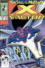 X-Factor #24 - 1st Archangel and origin Apocalypse