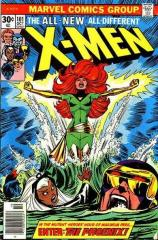 X-Men #101 - 1st appearance of Phoenix
