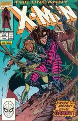 X-Men #266 - 1st appearance of Gambit