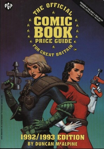 The Comic Book Price Guide For Great Britain
