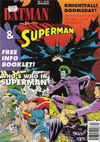 The Comic Book Price Guide For Great Britain Batman