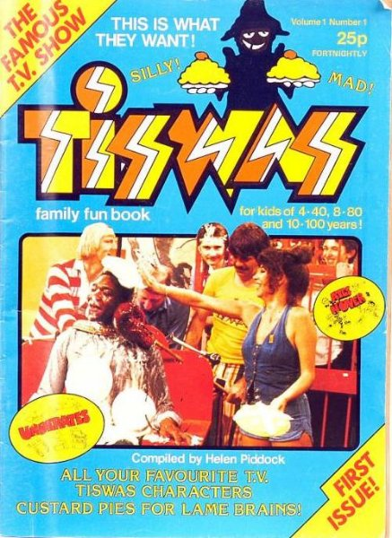 Image result for tiswas annual