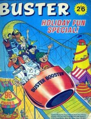 BUSTER HOLIDAY SPECIAL: 1969