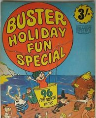 BUSTER HOLIDAY SPECIAL: 1970