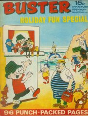 BUSTER HOLIDAY SPECIAL: 1971