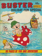 BUSTER HOLIDAY SPECIAL: 1972